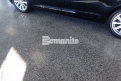 Premier Concrete Construction skillfully installed Bomanite Modena Monolithic custom polished concrete as the interior flooring surface at the Lee Partyka Dealership, providing a low maintenance, low cost option that is extremely durable and distinctively beautiful.