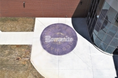Bomanite Alloy was the perfect product to use here to create a highly durable concrete paving surface that will withstand light to moderate duty vehicular traffic and foot traffic while providing increased surface and slip resistance.